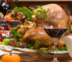 2019 NOV Thanksgiving Wines