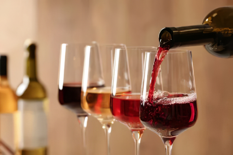 2021-07-12 Wine Tasting